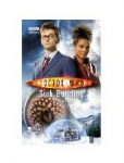 "Doctor Who ""Sick Buildings"",  (CD COVER ONLY) signed by Paul Magrs 1306"